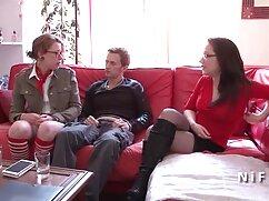 彼の喉に茶色の髪を持つ長い陰茎のたわごとを持つ男、そして彼のお尻は柔軟です。 女の子 の エッチ ビデオ